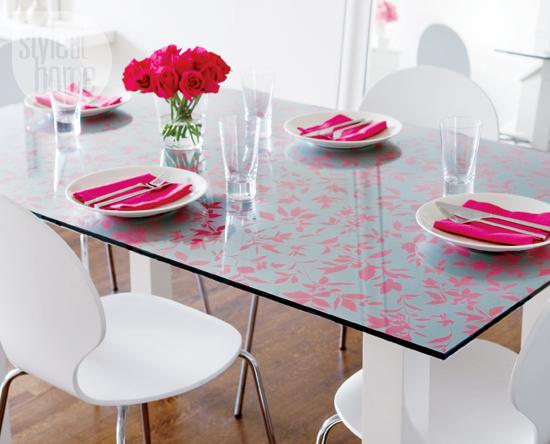 table wallpaper