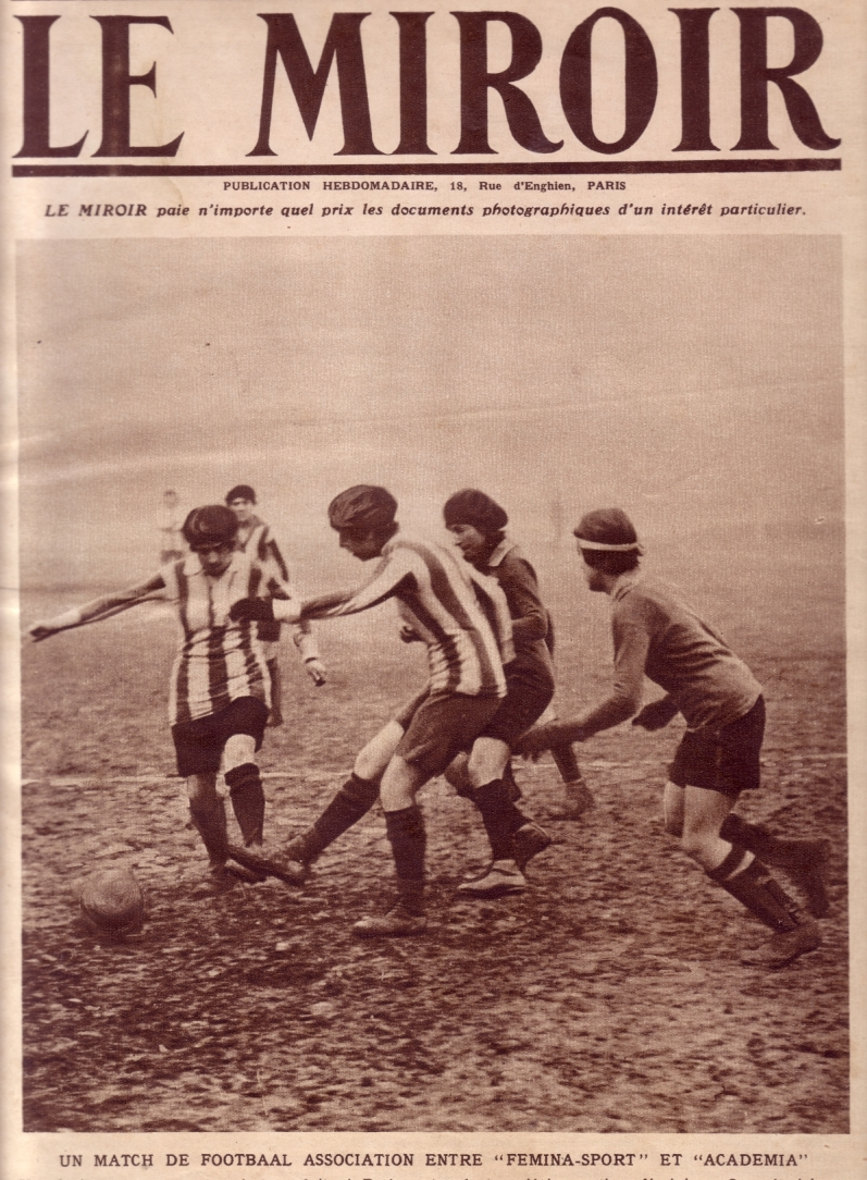 French football 1920
