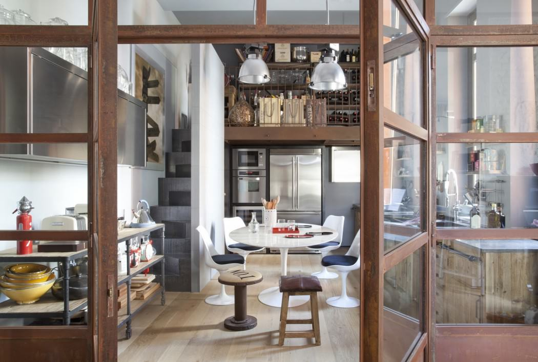 eclectic kitchen (3)