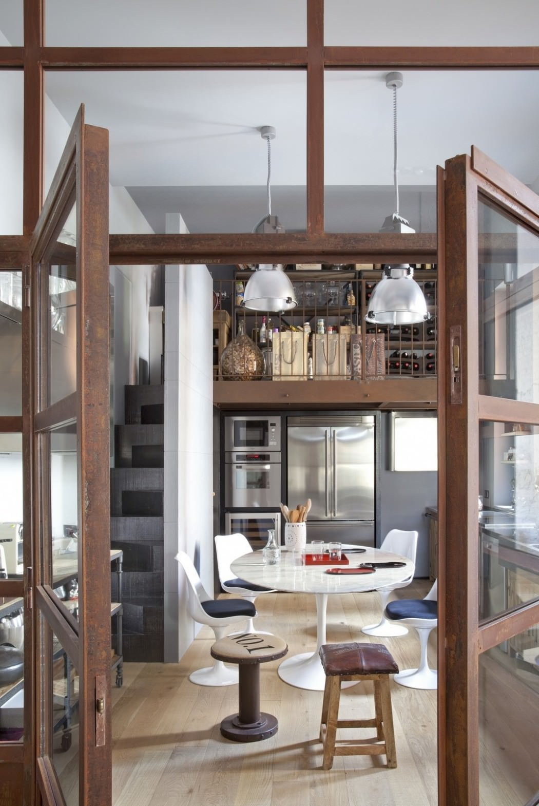 eclectic kitchen (4)