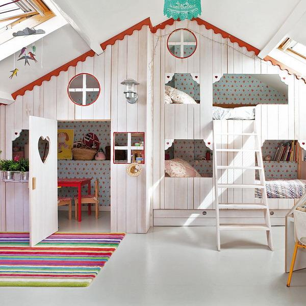 attik-kidsroom