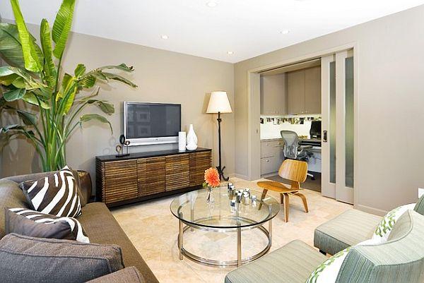 living-room-indoor-plants