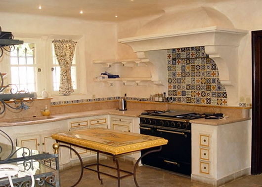 french+country+kitchen
